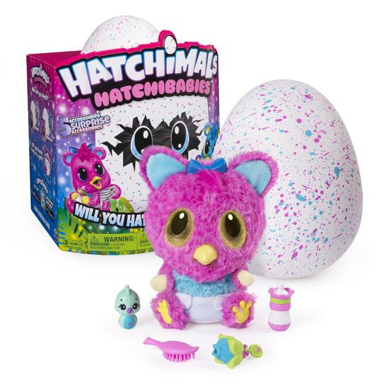 Hatchibabies: Welke Hatchibabie komt er uit jouw ei? - AllinMam.com