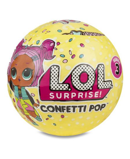 LOL Surprise Confetti bal - AllinMam.com