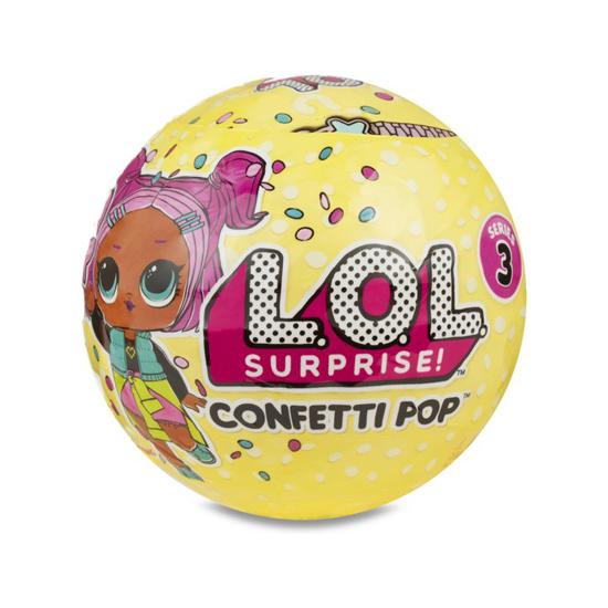 LOL Surprise Confetti bal - AllinMam.com