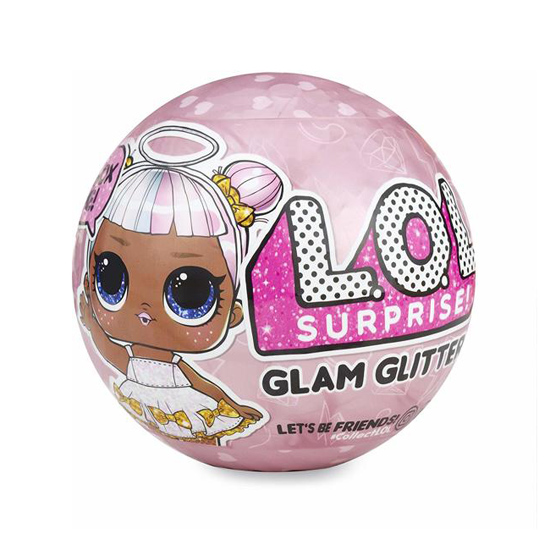 LOL Surprise Glitter Glam - 3 ballen - AllinMam.com