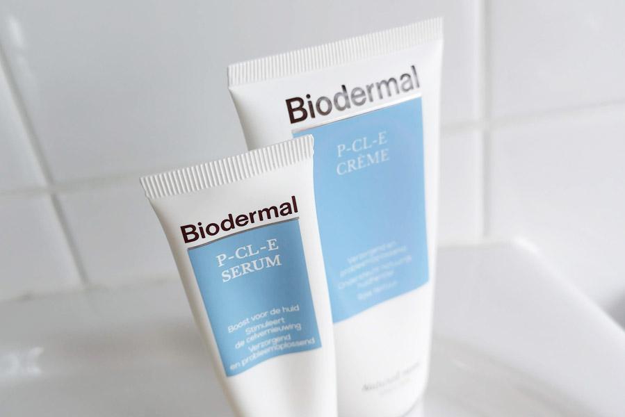 Mijn ervaring met Biodermal P-CL-E producten - AllinMam.com