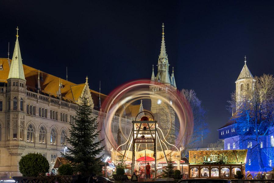 Braunschweig - De mooiste onbekende kerstmarkten in Duitsland - AllinMam.com