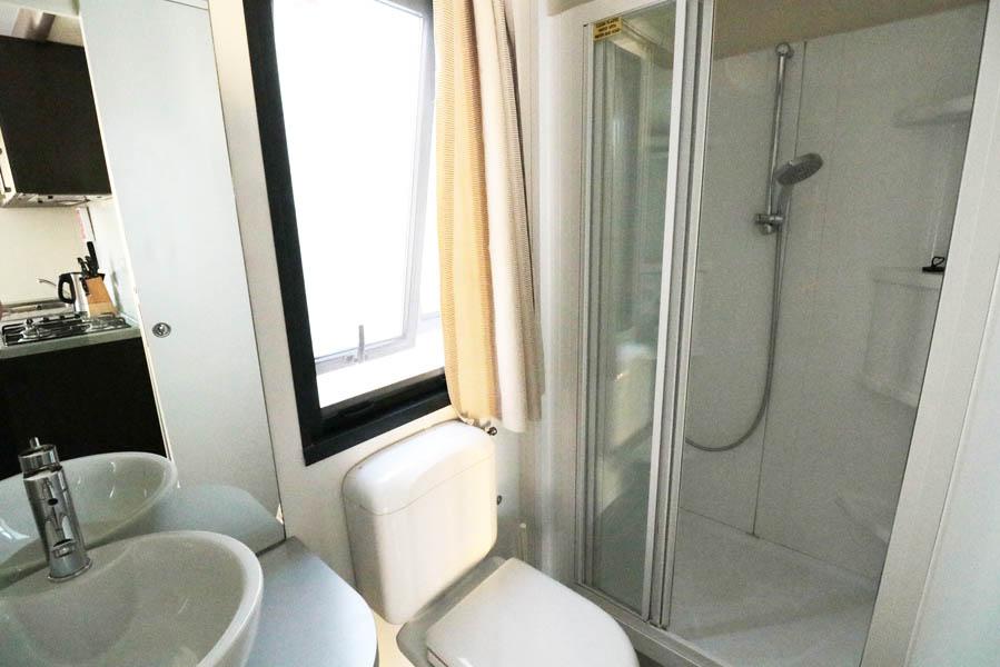 Verblijf in een Canvas Holidays stacaravan in Kroatië - AllinMam.com