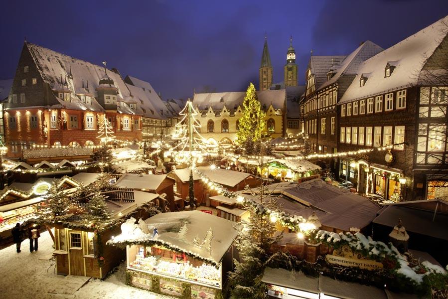 Goslar - De mooiste onbekende kerstmarkten in Duitsland - AllinMam.com