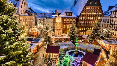 Hildesheim - De mooiste onbekende kerstmarkten in Duitsland - AllinMam.com