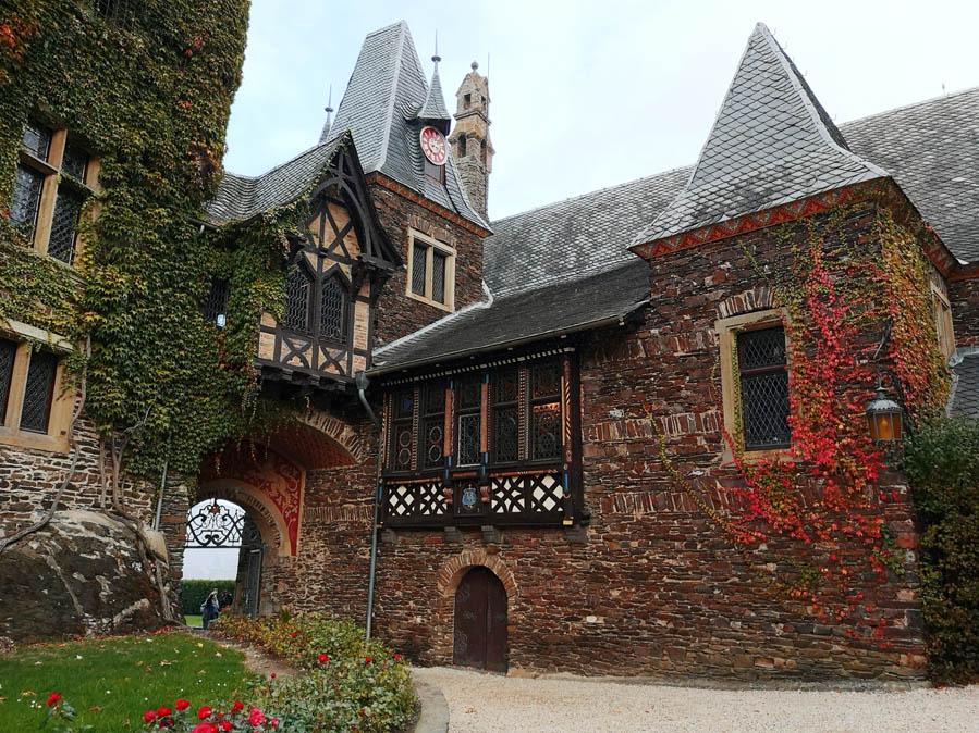 Cochem castle, Landal Mont Royal ervaring - AllinMam.com