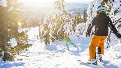Photo of Met je gezin skiën in Norefjell, Noorwegen