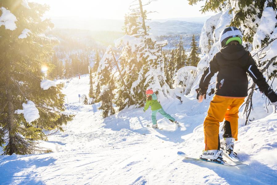 Skiën in het Noorse Norefjell - AllinMam.com