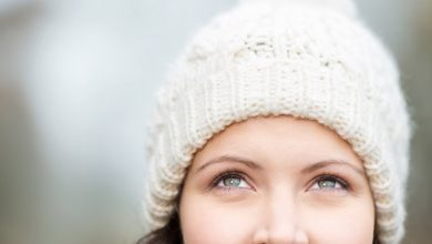 Winter tips voor de contactlenzendrager - AllinMam.com
