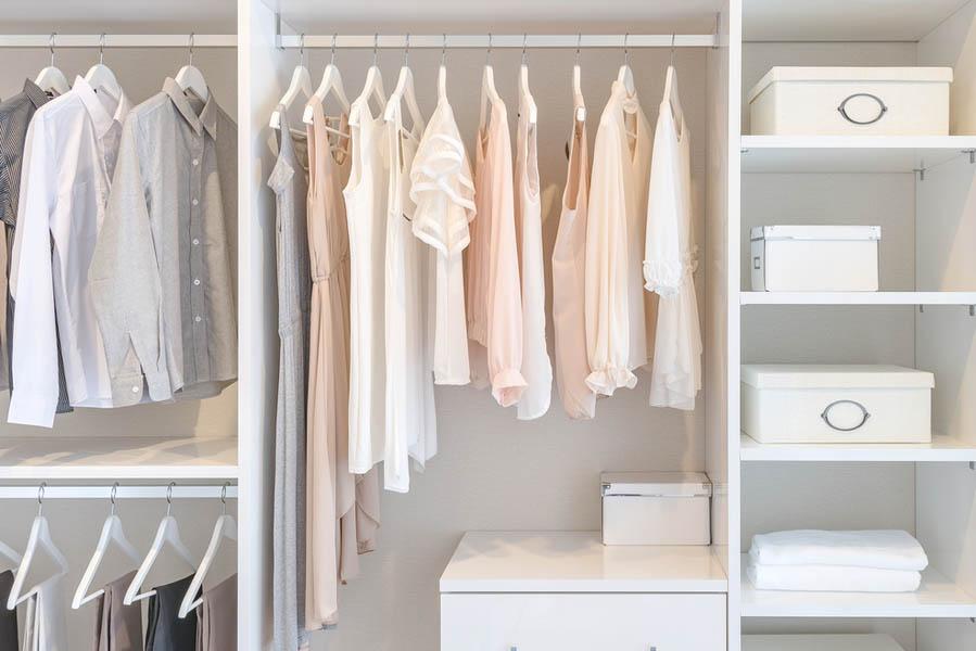 Een kijkje in mijn kledingkast - AllinMam.com