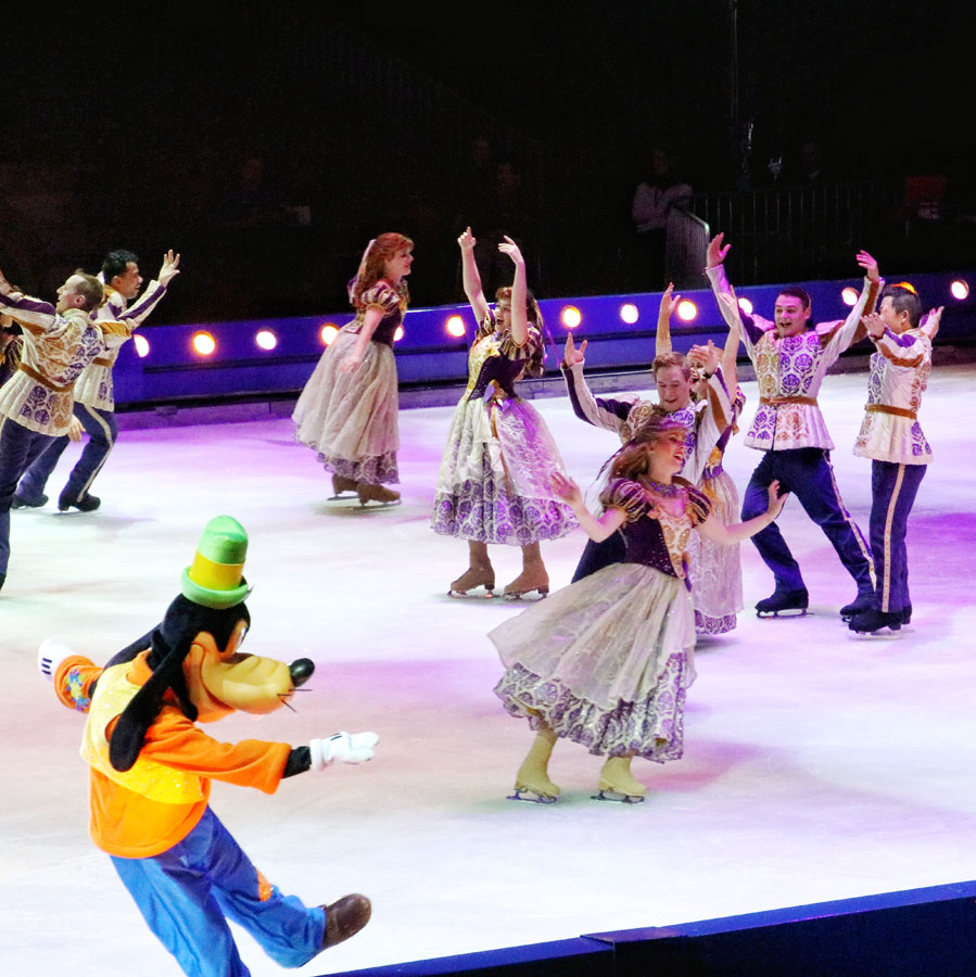 Disney on Ice 2018: Onvergetelijke Avonturen met Disney On Ice - AllinMam.com