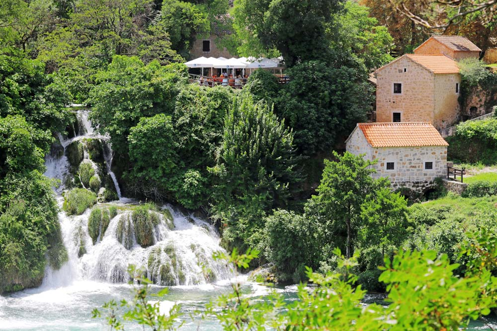 National Park Krka - AllinMam.com