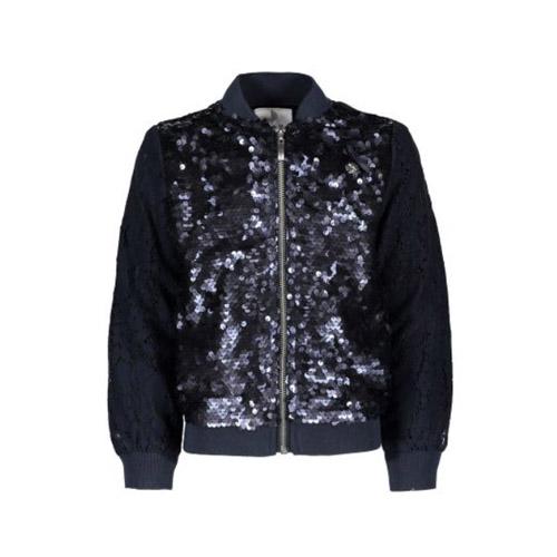 Le Chic vest met omkeerbare pailletten - AllinMam.com
