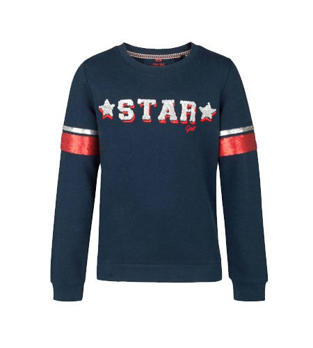 WE Fashion omkeerbare pailletten jongens longsleeve - AllinMam.com