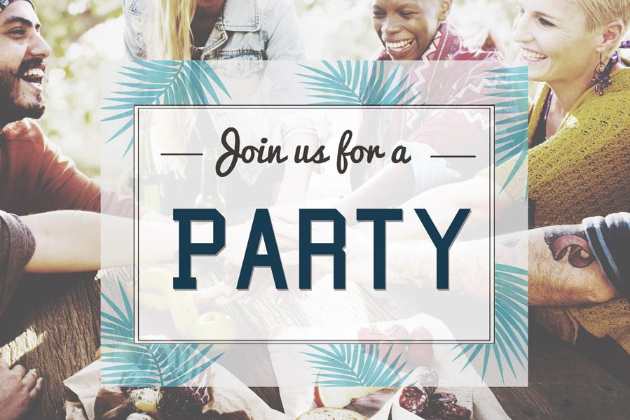 Maak van je uitnodiging een flyer - AllinMam.com