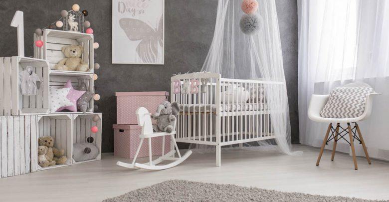 5x gemakkelijk inrichten van de babykamer - AllinMam.com