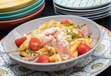 Koolhydraatarme pasta met pesto als basis - AllinMam.com