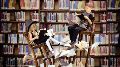 Help, waar zijn de bibliotheekboeken gebleven? - AllinMam.com