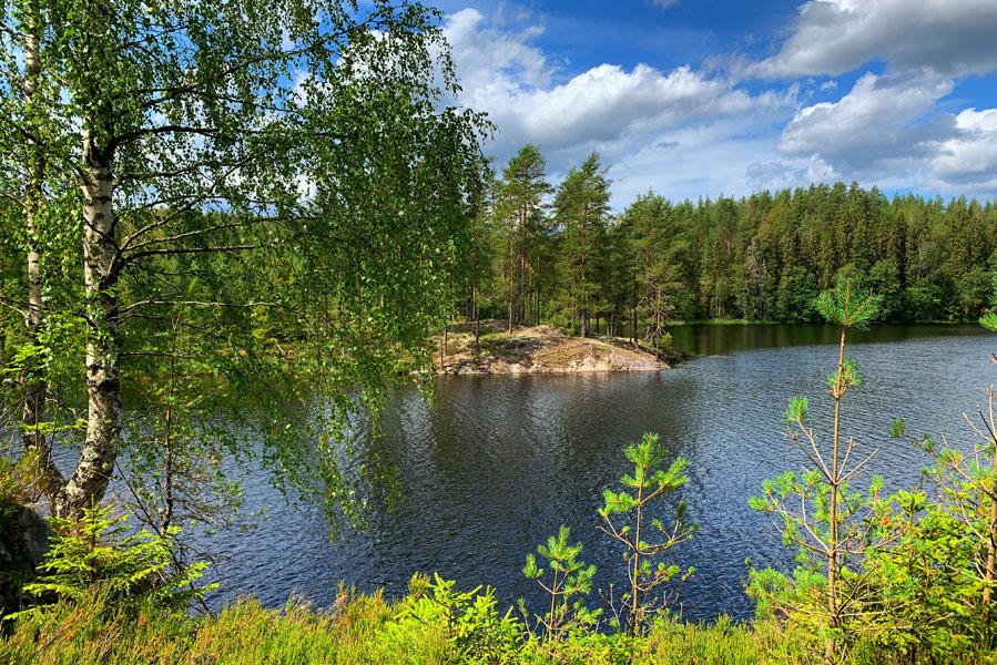 Gezinsvakantie in Zweden: Natuur in Värmland - AllinMam.com