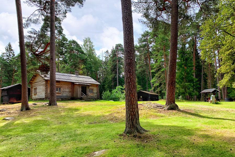 Gezinsvakantie in Zweden: Wat te doen in Värmland? Mariebergsskogen openluchtmuseum in Karlstad Värmland - AllinMam.com