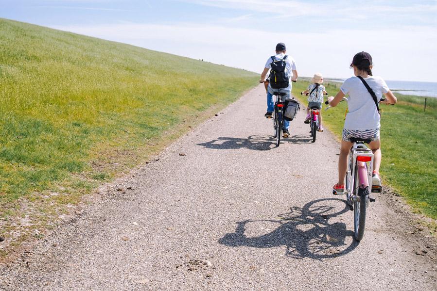 Met je gezin op vakantie in Nederland? Pak de fiets! - AllinMam.com