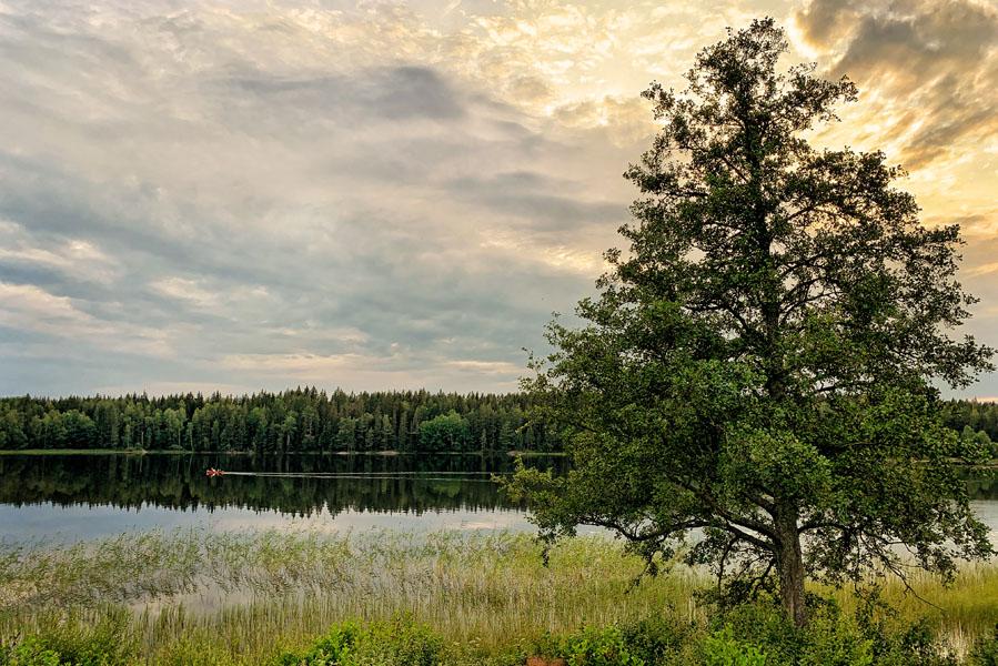 Gezinsvakantie in Zweden: Kano varen in Värmland - AllinMam.com