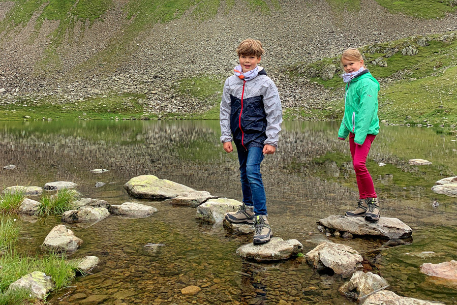 Wandelen met kinderen op Hochjoch - AllinMam.com