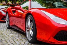 Photo of Als je papa een Ferrari heeft