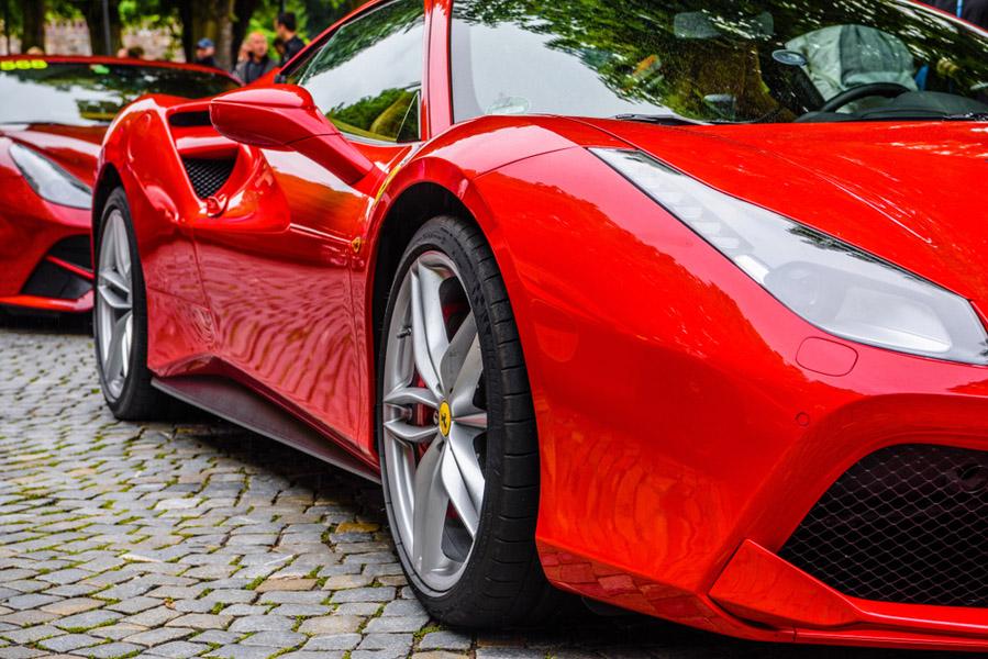 Als je papa een Ferrari heeft - AllinMam.com