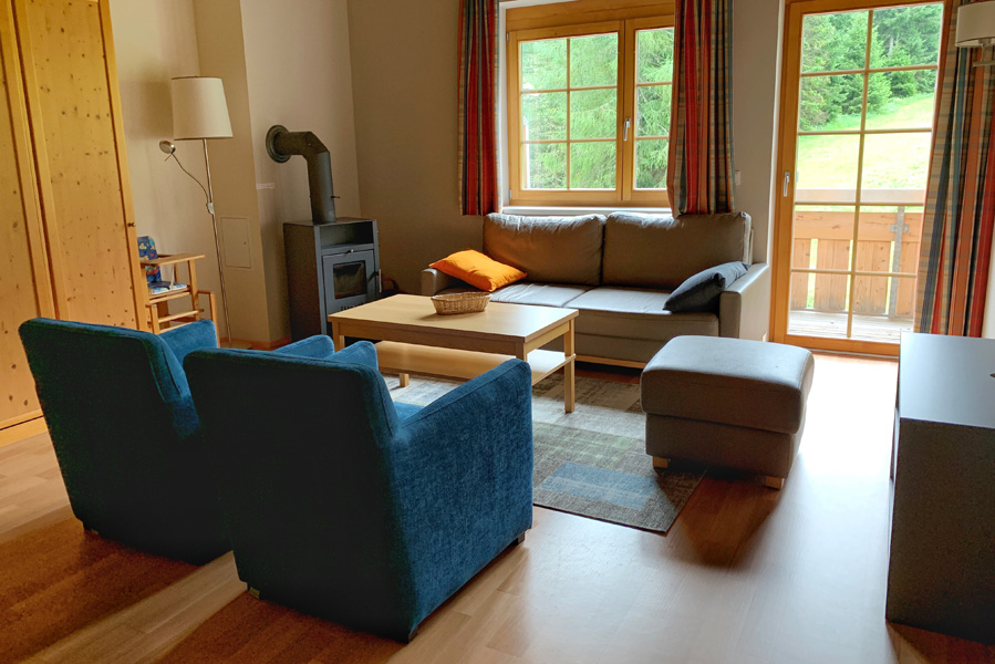 landal hochmontafon 6 persoons appartement - AllinMam.com
