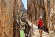 Caminito del Rey, Koningspad, El Chorro kloof Andalusië - Twee wandelingen in Málaga - AllinMam.com