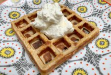 Photo of De chaffle, een koolhydraatarme wafel