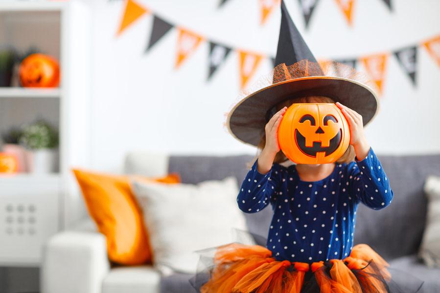 15 Halloween ideeën voor in huis - AllinMam.com