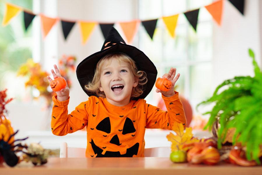 Halloween kostuums en kleding - 15 Halloween ideeën voor in huis - AllinMam.com