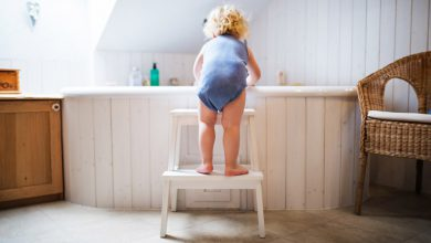 Photo of Zo maak je je badkamer kindvriendelijk