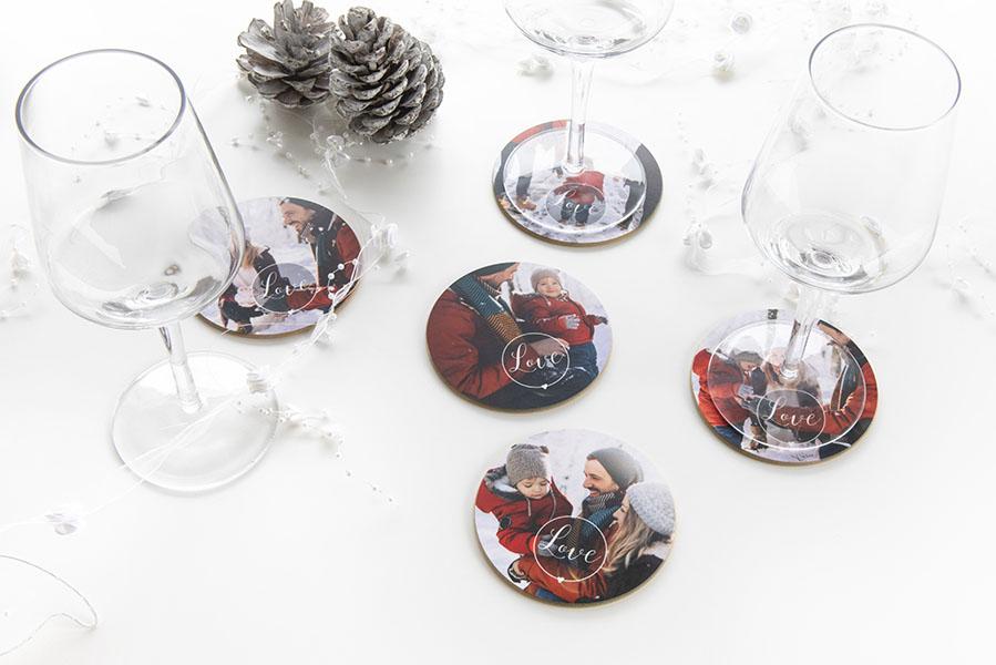 Gezellig de kersttafel dekken? Maak het persoonlijk - AllinMam.com