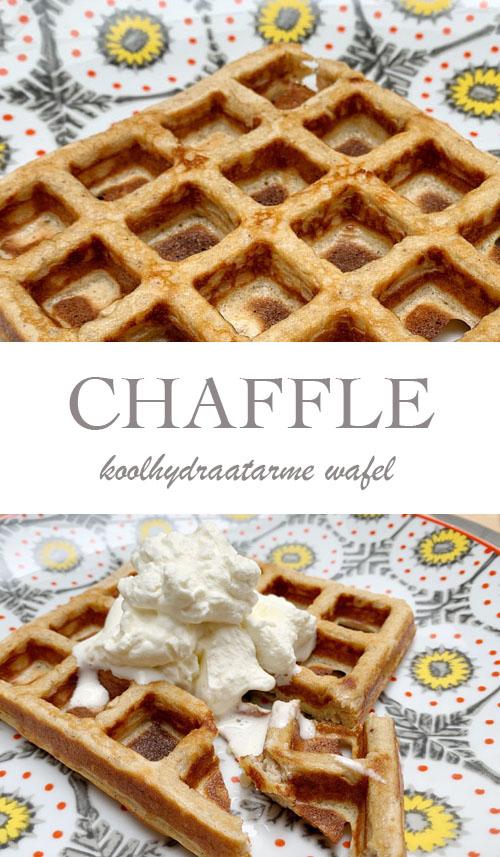 De chaffle, een koolhydraatarme wafel - AllinMam.com