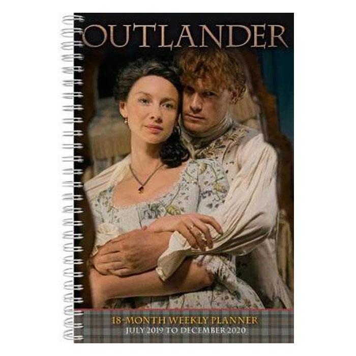 Outlander weekplanner - Outlander gadgets - AllinMam.com
