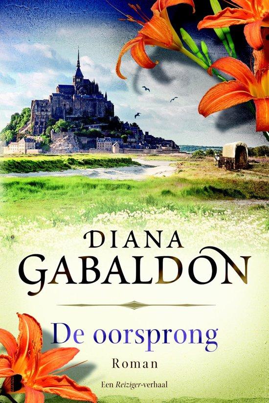 Outlander boeken delen Reizigers serie Diana Gabaldon - AllinMam.com