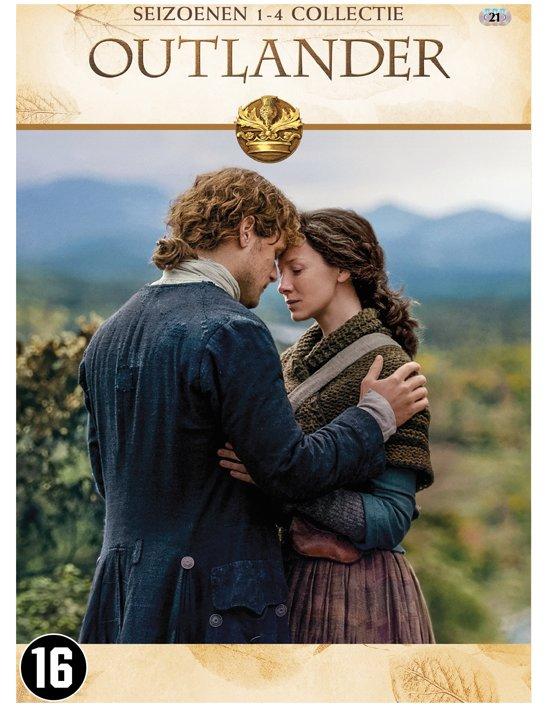 Outlander gadgets Outlander dvd seizoen 1 t/m 4- AllinMam.com