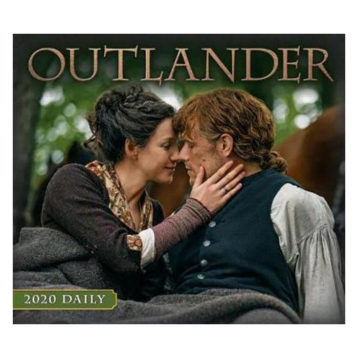 Outlander scheurkalender - Outlander gadgets - AllinMam.com