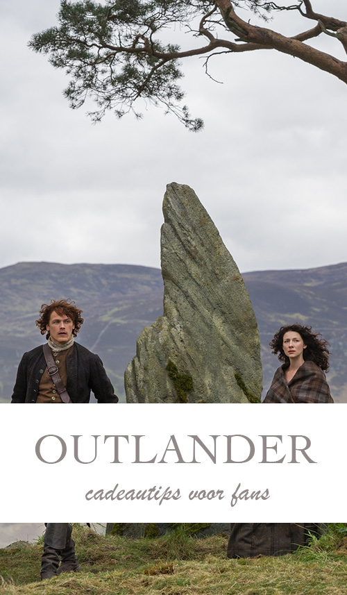 Must have voor fans: Outlander gadgets - AllinMam.com