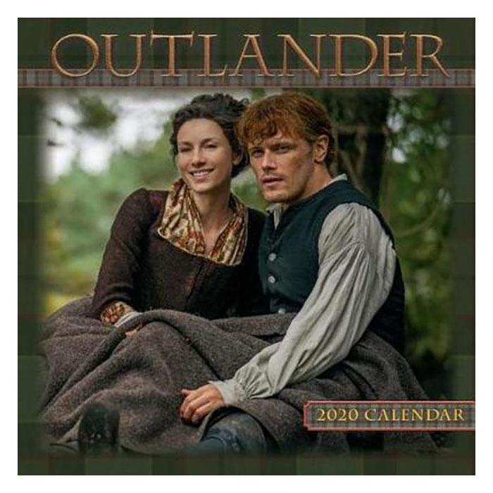 Outlander mini kalender - Outlander gadgets - AllinMam.com