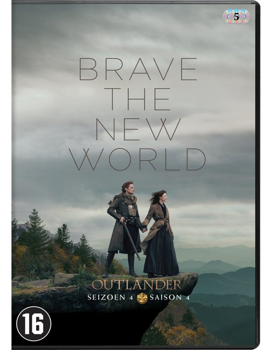 Outlander gadgets Outlander dvd seizoen 4 - AllinMam.com