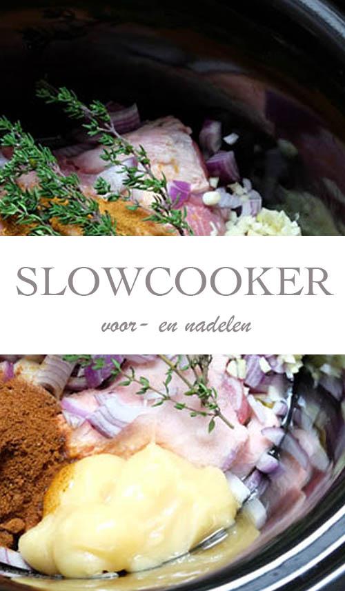 Voor- en nadelen van koken in een slowcooker - AllinMam.com