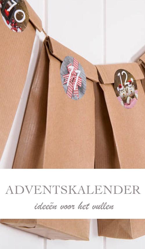 8x zelf adventskalender maken + leuke advents cadeautjes - AllinMam.com