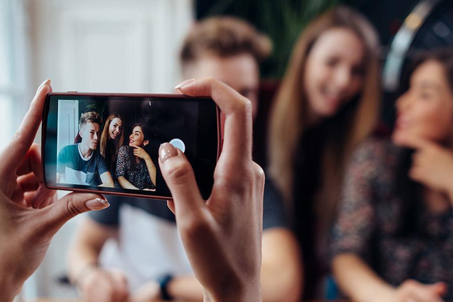4 tips voor het fotograferen met je smartphone - AllinMam.com