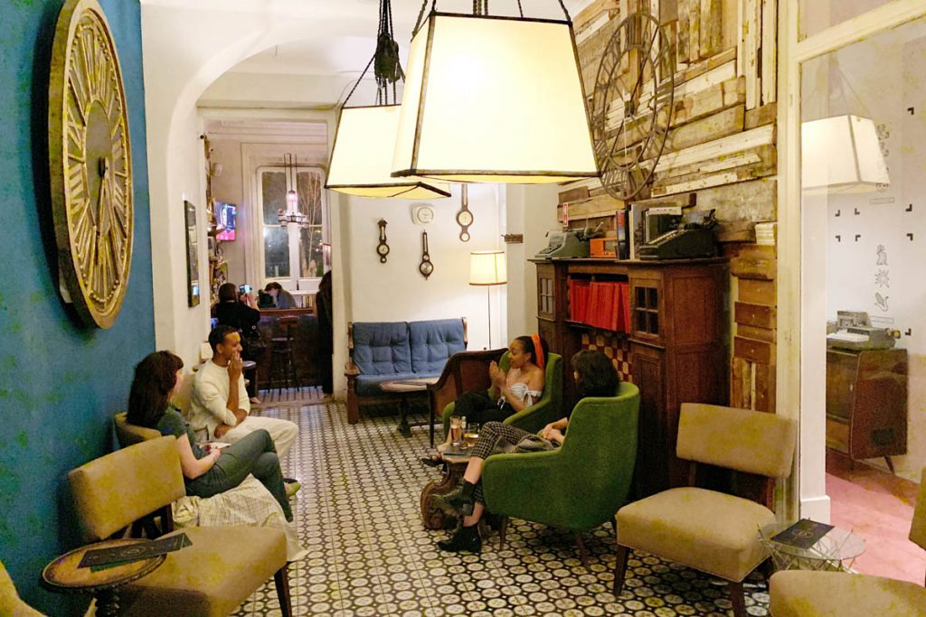 The Decadente in Bairro Alto, 7x lekker eten in Lissabon - AllinMam.com