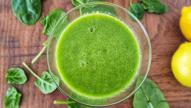 Photo of Recept groene smoothie met spinazie en avocado