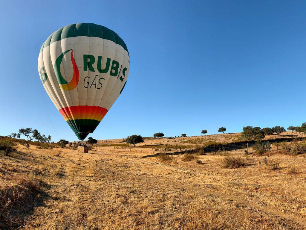 Ballonvaren in Alentejo, een ervaring om nooit te vergeten - AllinMam.com